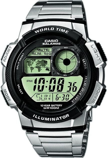 Casio World Timer AE-1000WD-1AVEF