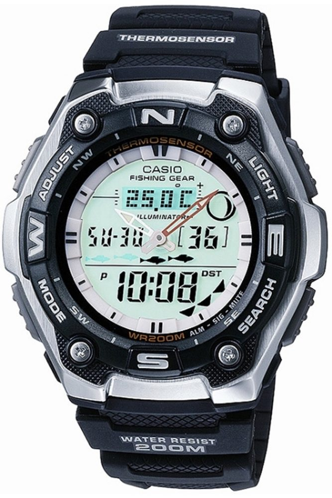 Casio Sports Chronograph AQW-101-1AVER