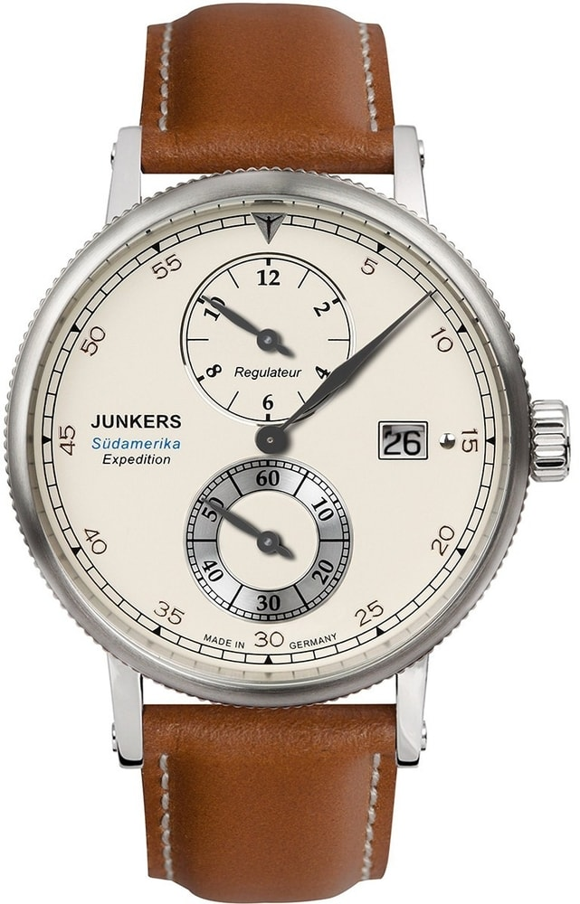 Junkers Expedition South America 6512-1