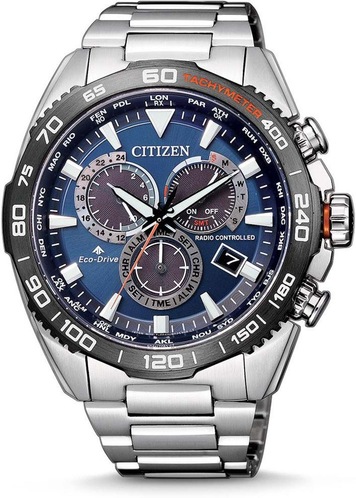 Citizen Promaster Land Eco-Drive Radio Controlled CB5034-82L