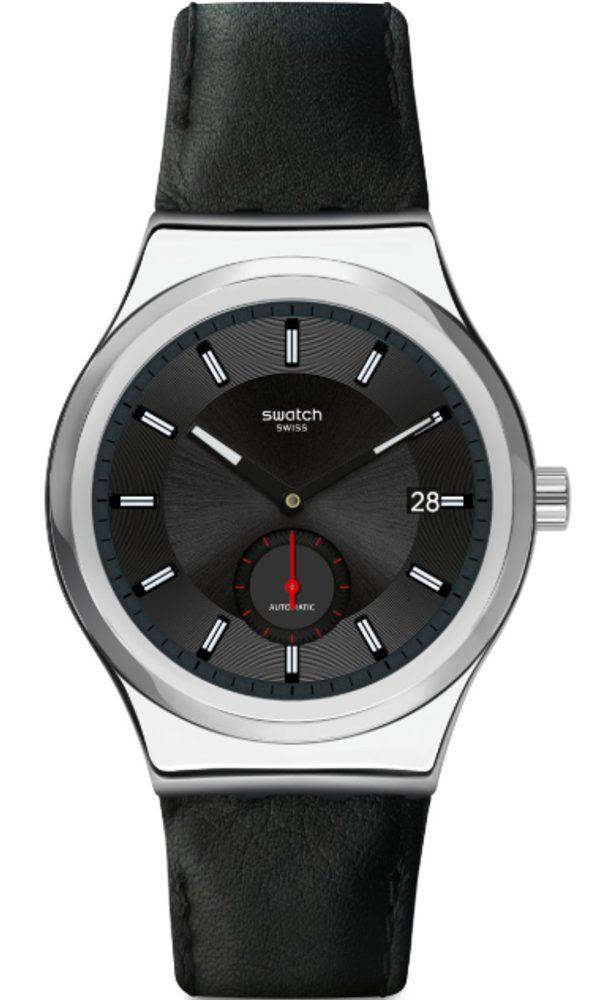 Swatch Petite Seconde Black SY23S400