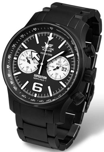 Vostok Europe Expedition -NORTH POLE-1- Chrono 6S21-5954199B