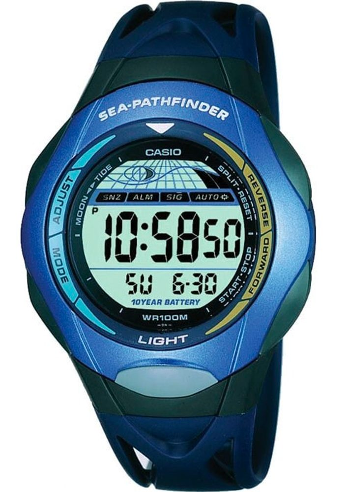 Casio Sea Pathfinder SPS-300C-2VER