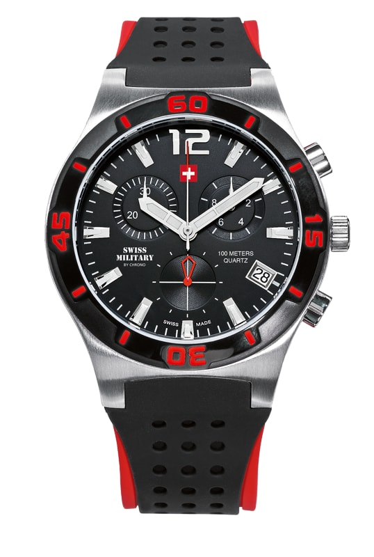 Swiss Military  by Chrono SM34015.06 – (20072ST-11RUB)