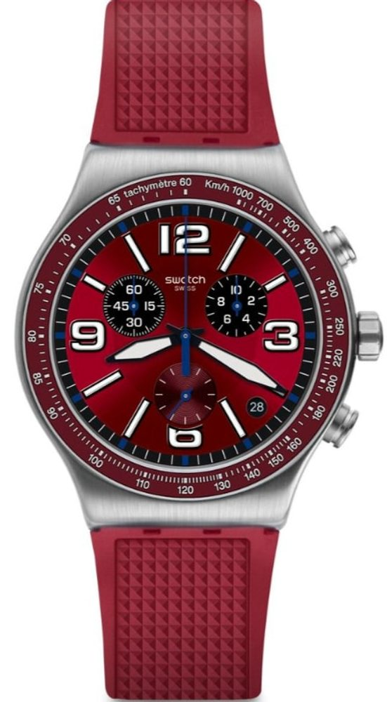 Swatch Wine Red YVS464