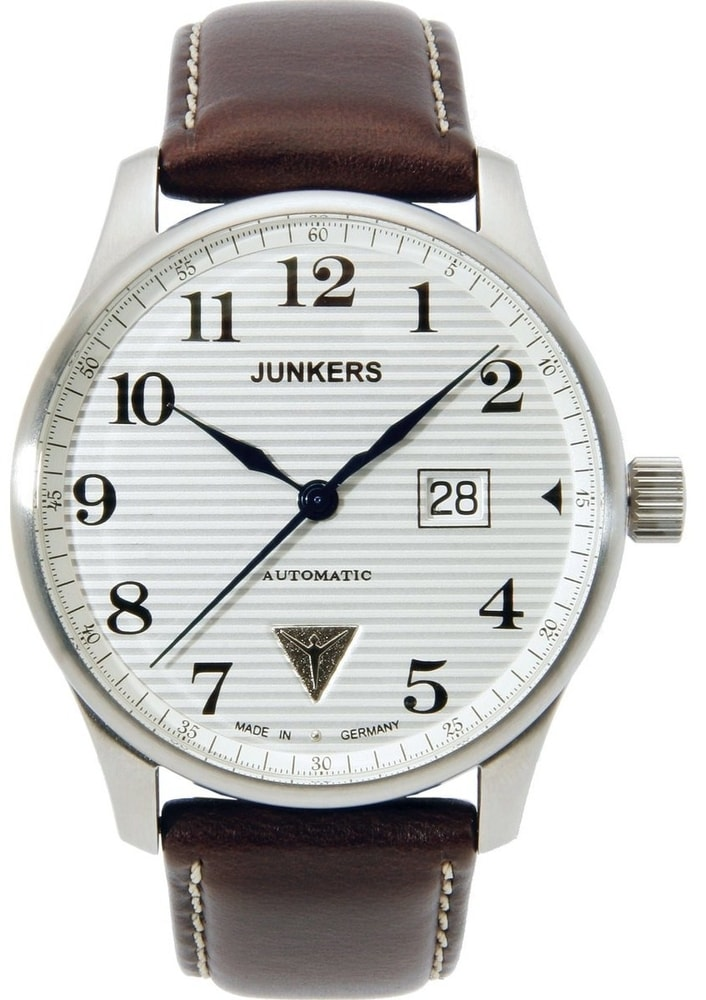 Junkers  Iron Annie JU52  Chronometer Glashuette Observatory 6658-1