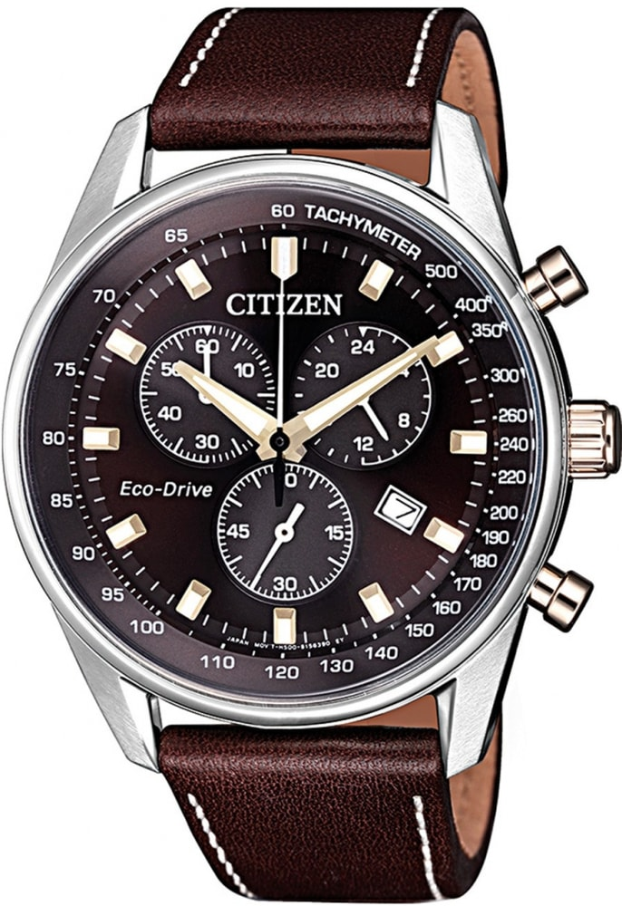 Citizen Eco-Drive Chrono AT2396-19X