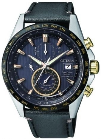 Citizen Eco-Drive Radio Controll AT8158-14H