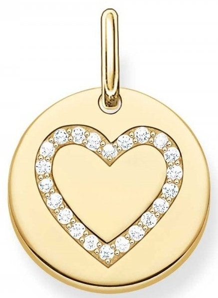 Thomas Sabo Charm - Love Bridge LBPE0005-414-14