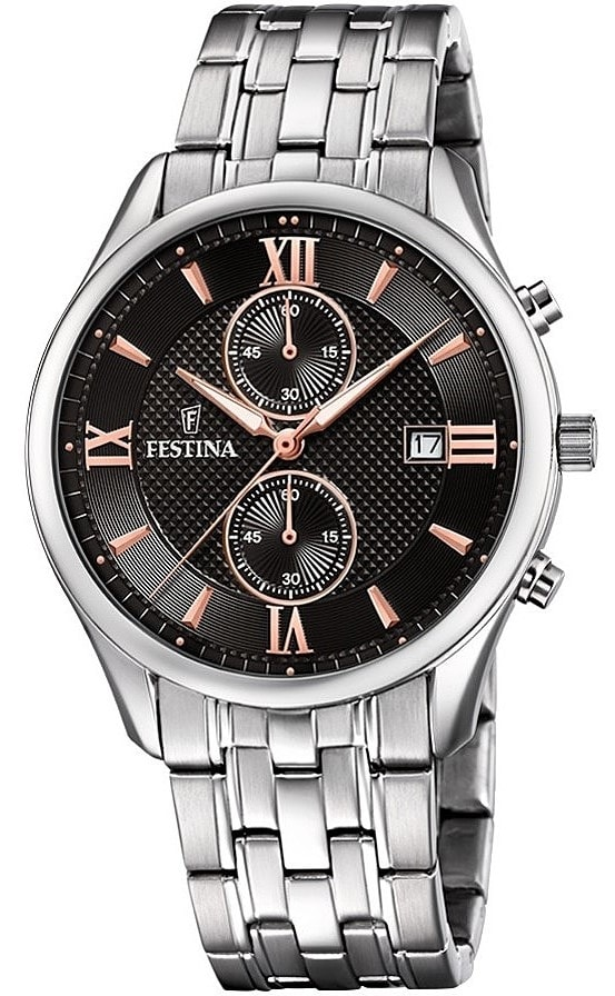 Festina Timeless Chrono 6854-7
