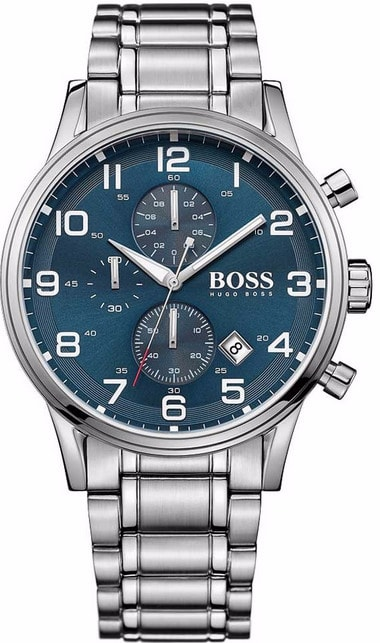 Hugo Boss Black Contemporary Sports Aeroliner Chrono 1513183