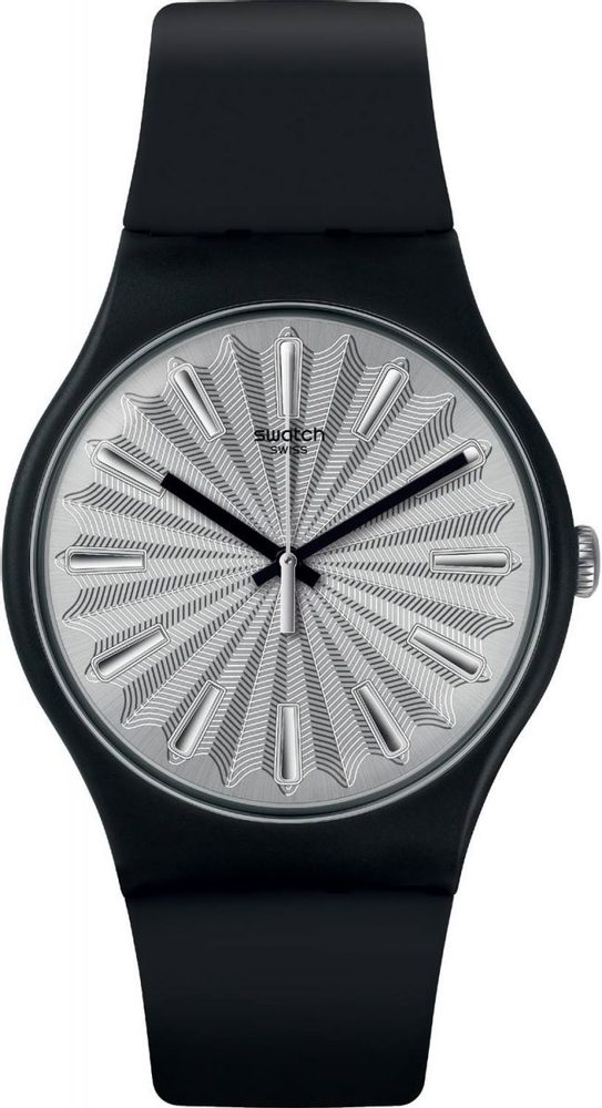 Swatch Silver Shield SUOB172