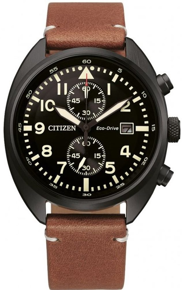 Citizen Eco Drive Chronograph CA7045-14E