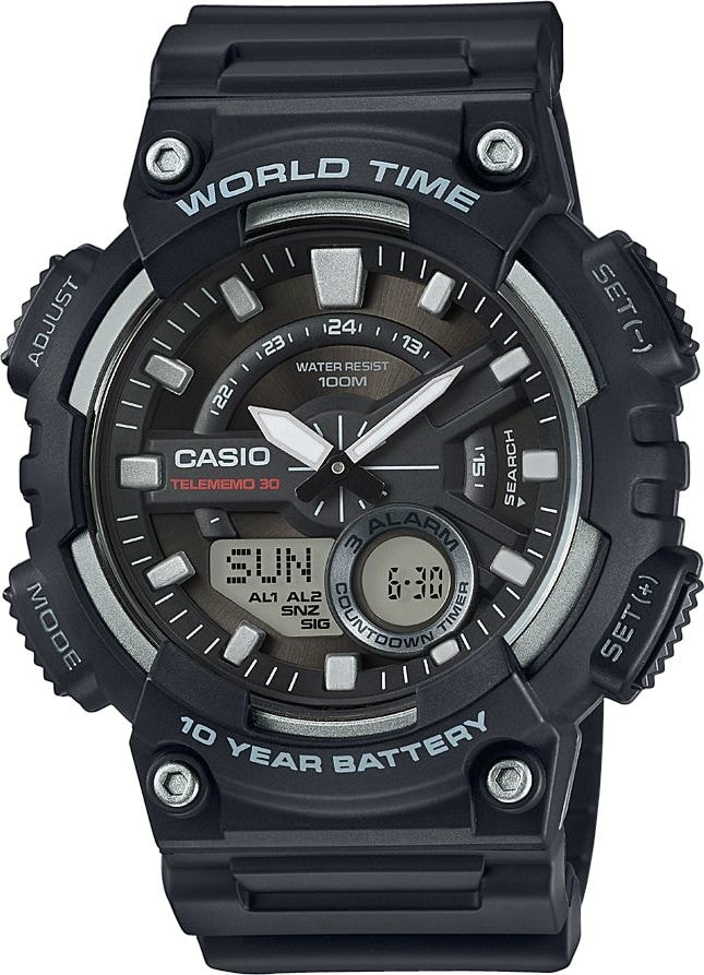 Casio Colection AEQ-110W-1AVEF