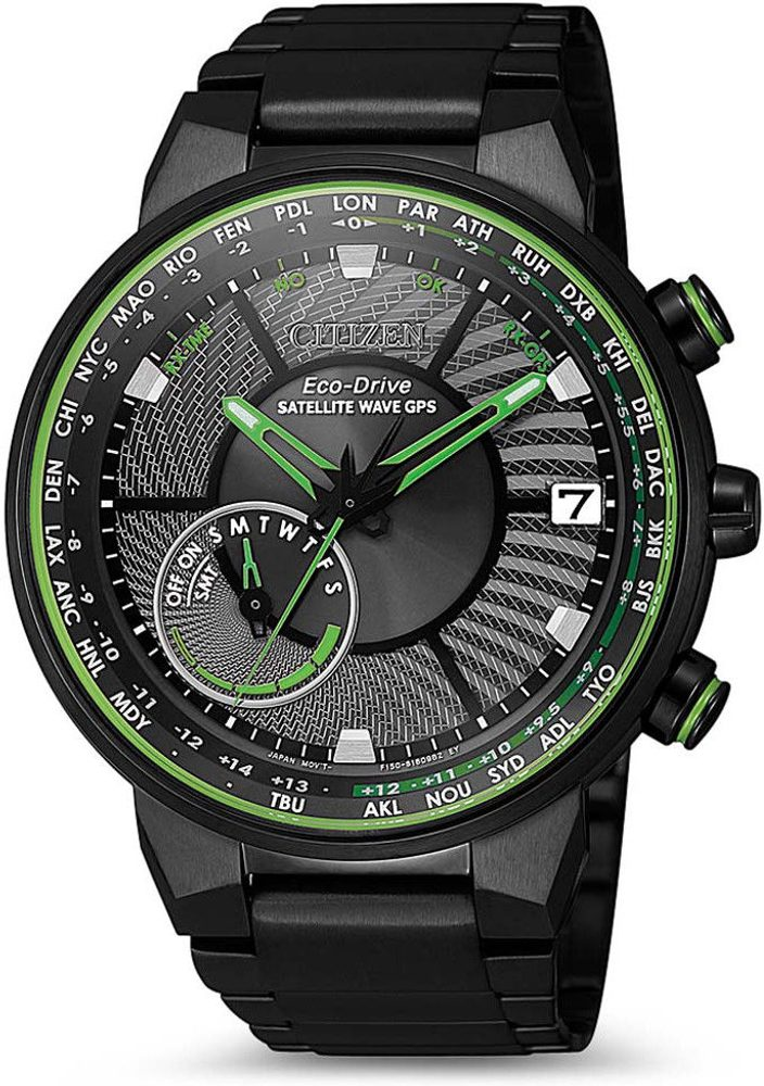 Citizen Satellite Wave Eco-Drive CC3075-80E