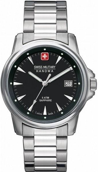 Swiss Military Hanowa  Swiss Recruit Prime 06-5230.04.007