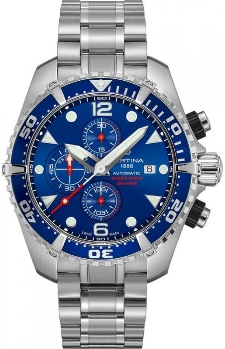 Certina DS Action Diver Chronograph Automatic C032.427.11.041.00