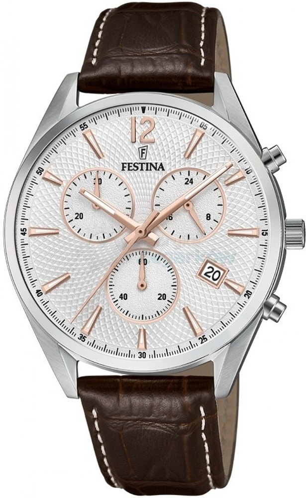 Festina Timeless Chronogram 6860-5