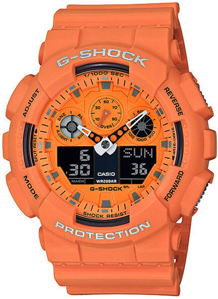 Casio G-Shock Original GA-100RS-4AER