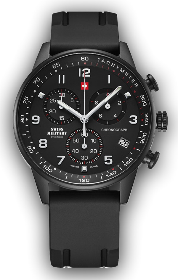 Swiss Military by Chrono SM34012.09 – (20042BPL-1RUB)