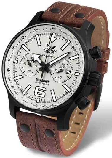 Vostok Europe Expedition -NORTH POLE-1- Chrono 6S21-5954200