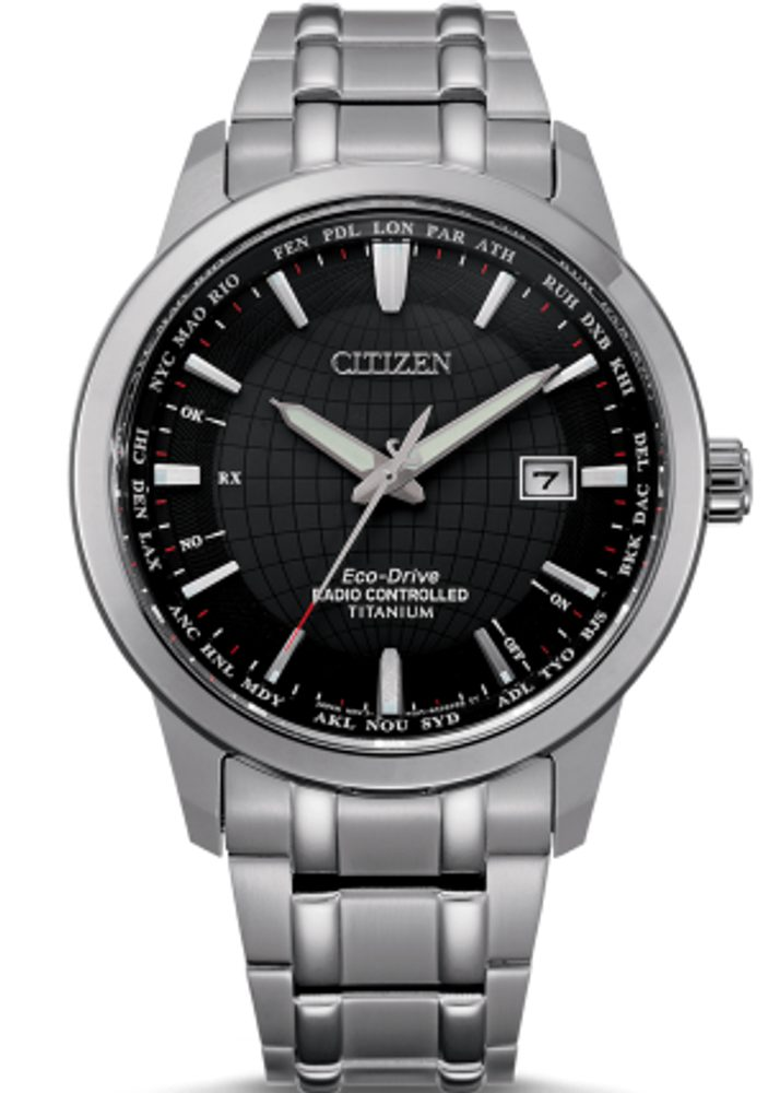 Citizen Radio Controlled CB0190-84E