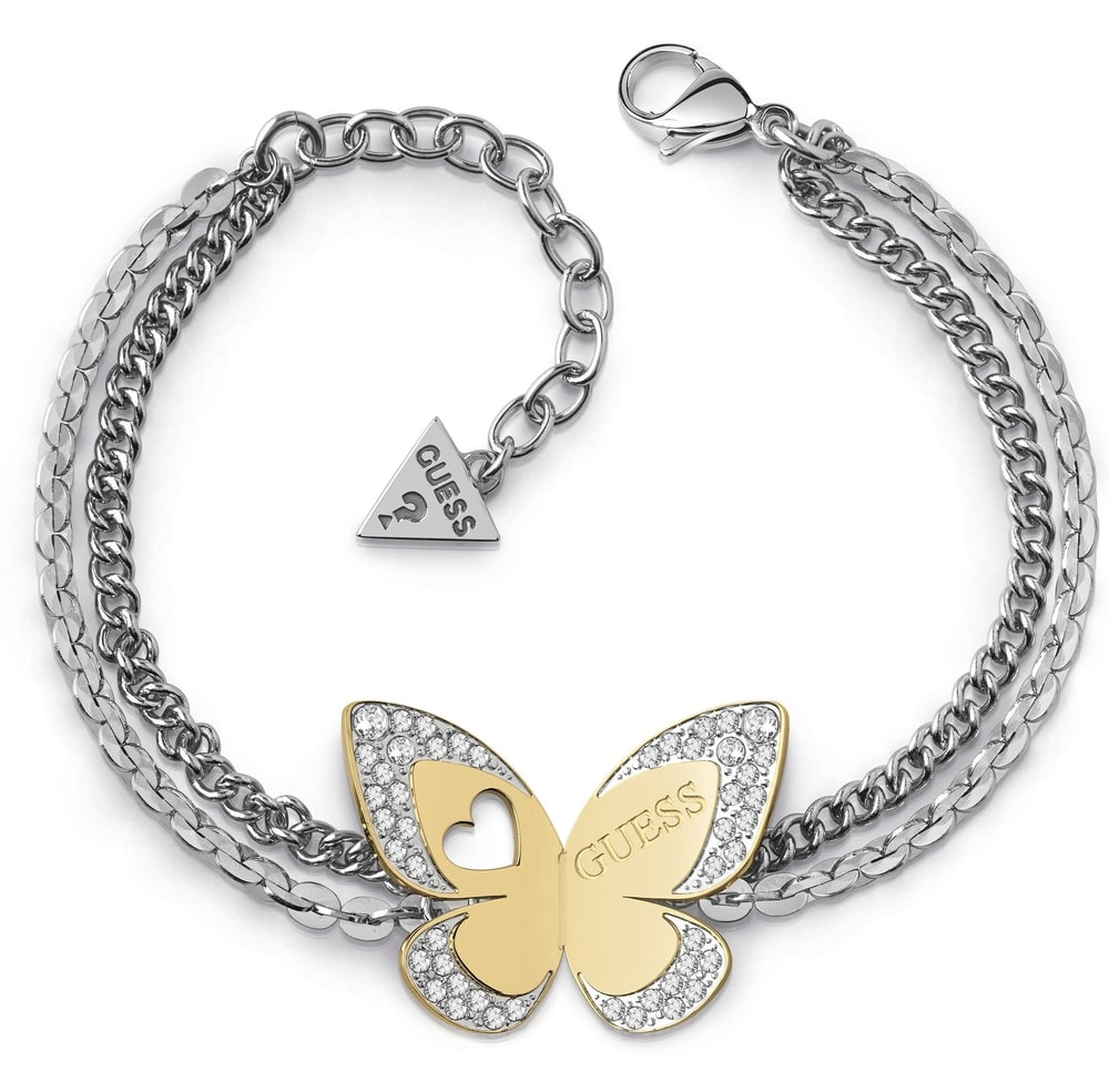 Guess Love Butterfly UBB78052-S