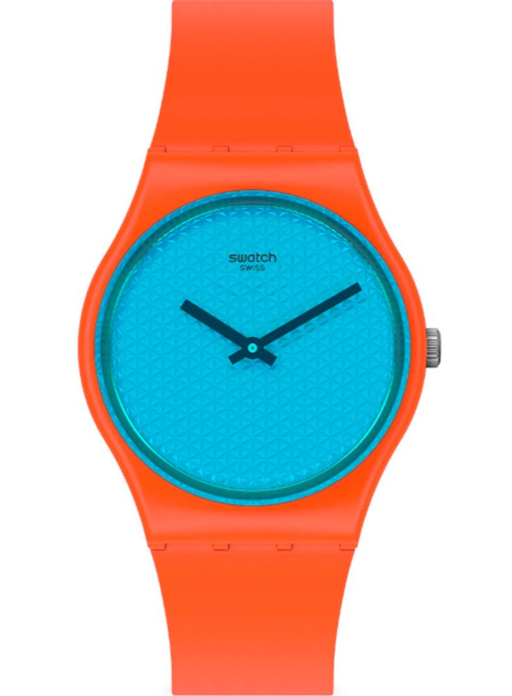 Swatch Urban Blue GO121