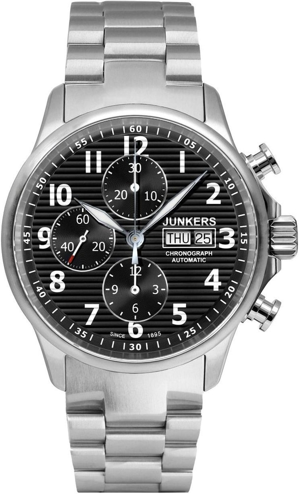 Junkers Tante Ju Chronograph 6818M-2