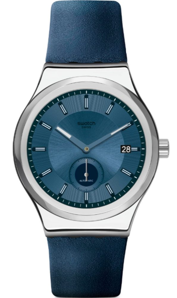 Swatch Petite Seconde Blue SY23S403
