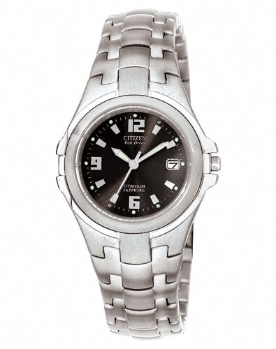 Citizen Super Titanium Ladies EW0650-51F