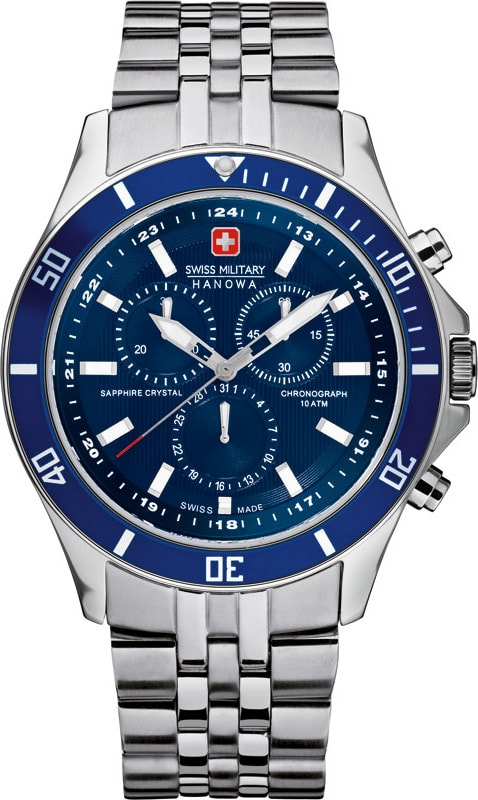 Swiss Military Hanowa Flagship Chrono 06-5183.7.04.003