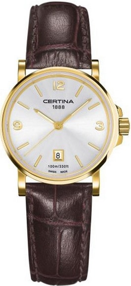 Certina DS Caimano Lady C017.210.36.037.00