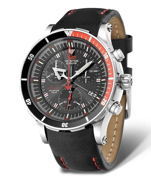 Vostok Europe Anchar Submarine Chrono 6S30-5105201