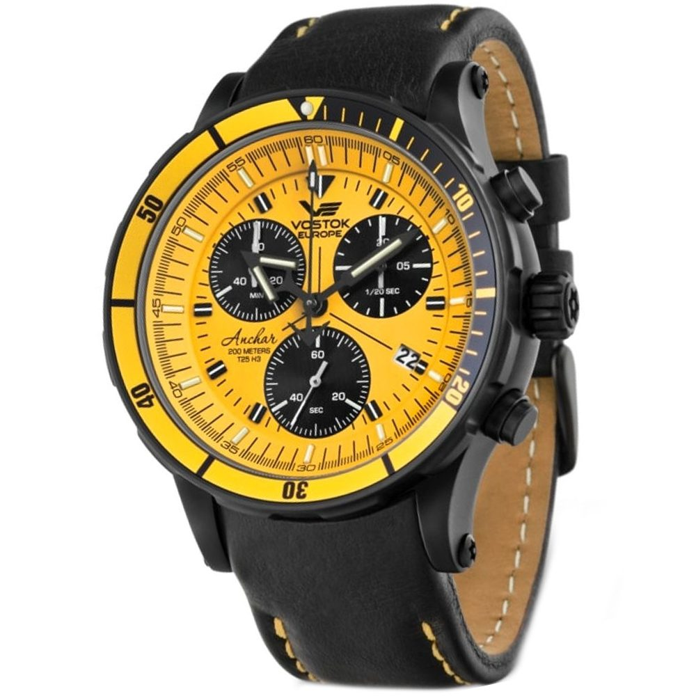 Vostok Europe Anchar Submarine Chrono 6S30-5104185