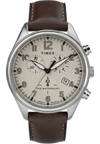 Timex The Waterbury Chronograph TW2R88200