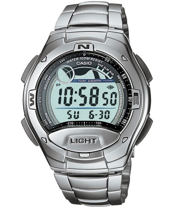 Casio Sports W-753D-1AVES
