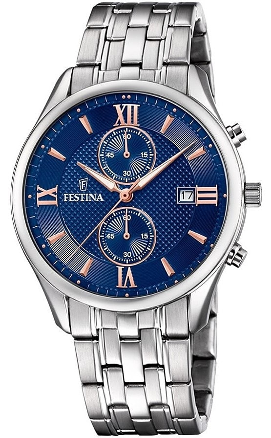 Festina Timeless Chrono 6854-6