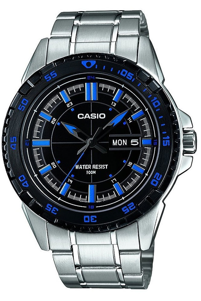 Casio  Collection MTD-1078D-1A2