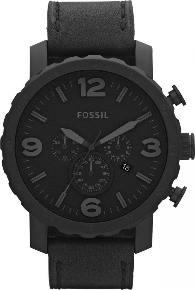 Fossil Nate Chronograph JR1354 - 30 dnů na vrácení zboží Fossil