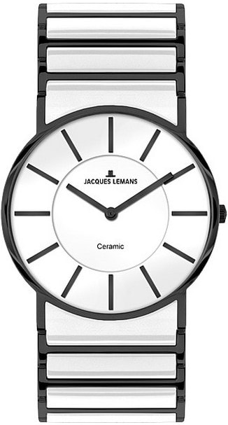 Jacques Lemans York Ceramic 1-1649C