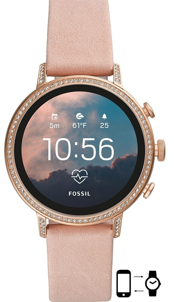 Fossil Smartwatches Q Venture FTW6015