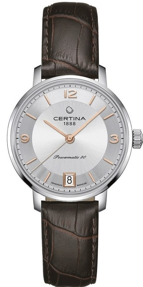 Certina  Urban  DS Caimano Lady Powermatic 80 C035.207.16.037.01