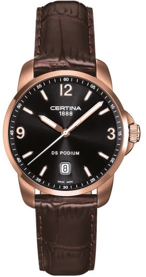 Certina DS Podium 3 hands C001.410.36.057.00