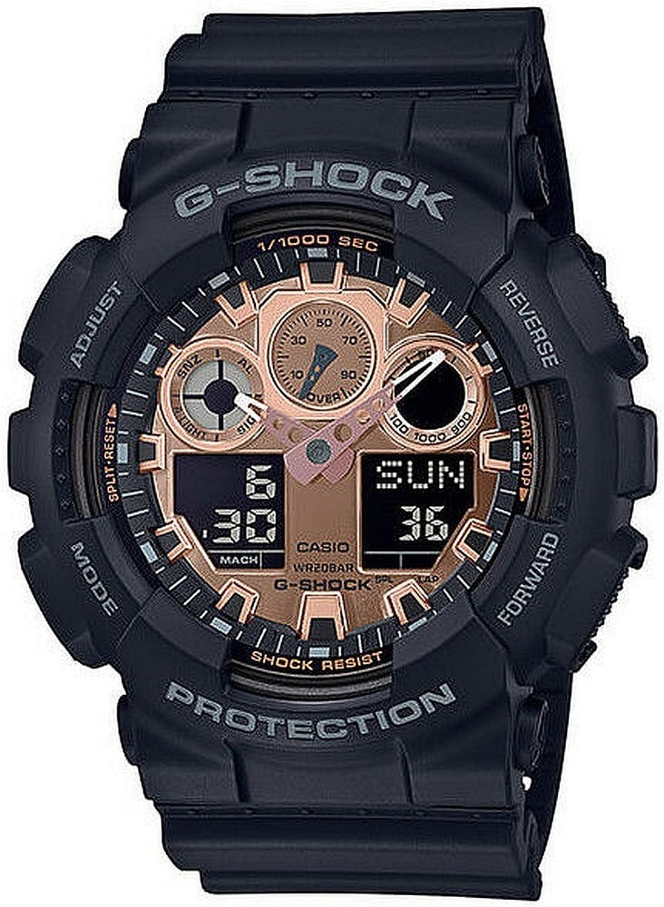 Casio G-Shock Original GA-100MMC-1AER