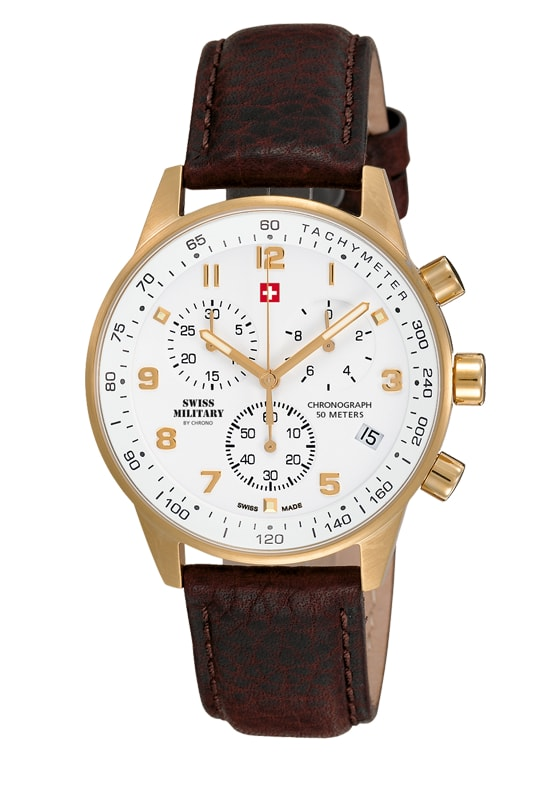 Swiss Military by Chrono SM34012.07 - (20042PL-2L)