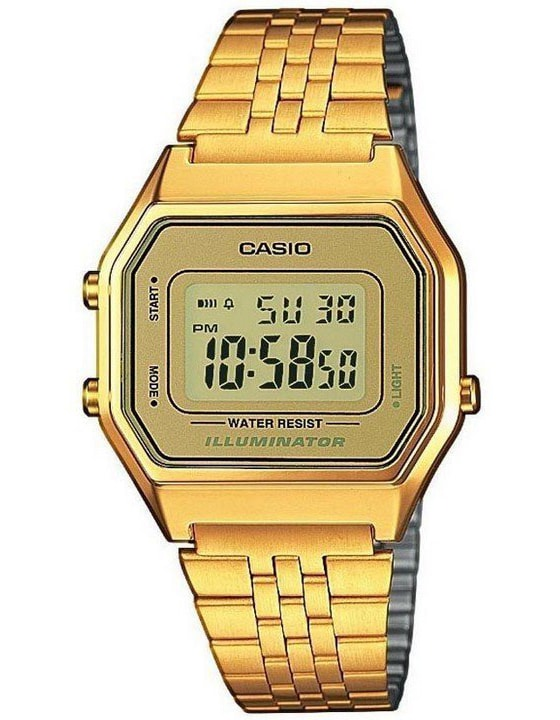Casio Retro Collection LA680WGA-9DF