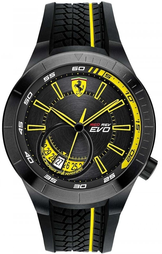 Scuderia Ferrari  Red Rev Evo 0830340