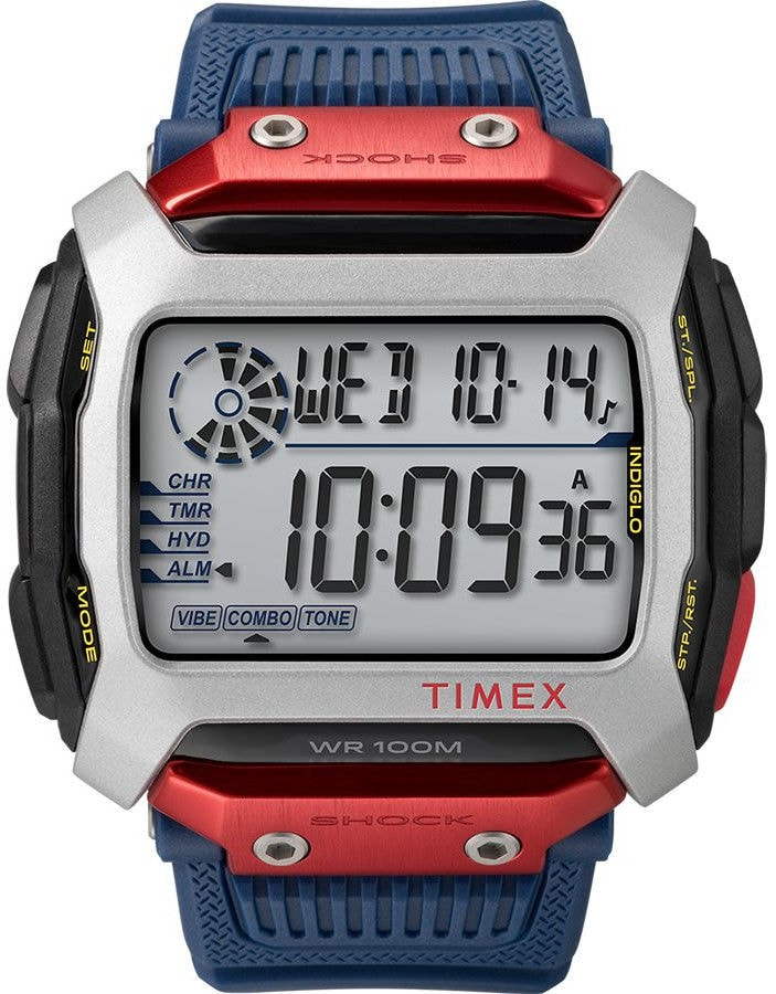 Timex Command X Red Bull Cliff Diving TW5M20800