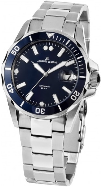 Jacques Lemans Liverpool Diver Automatic 1-2014B